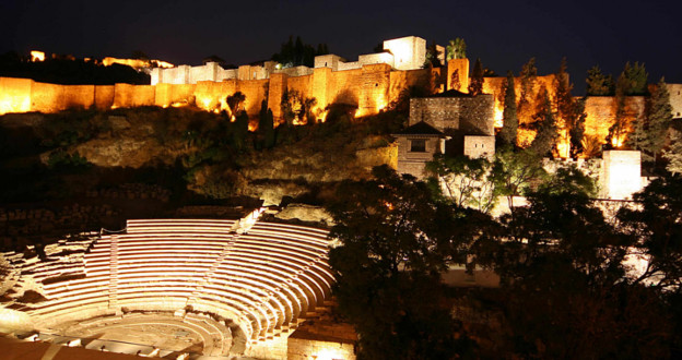 Roman Theatre and Alcazaba